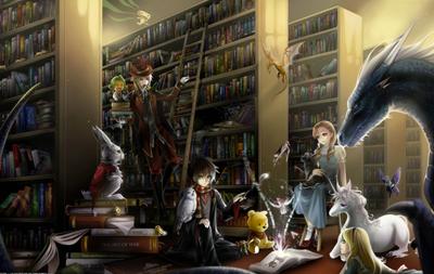 fantasylibrary