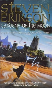 Gardens of the Moon by Steve Erickson