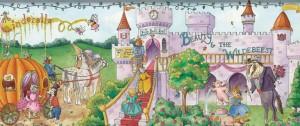 fantasy genre mural